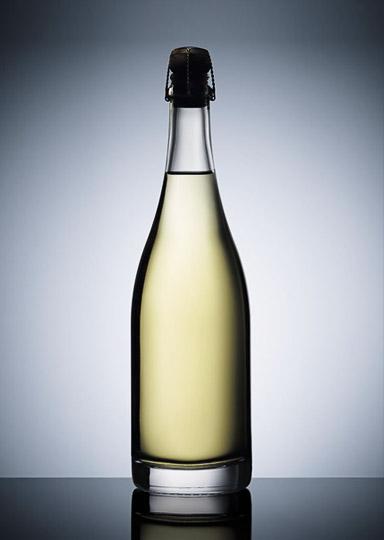 Botella de Crystal Roederer